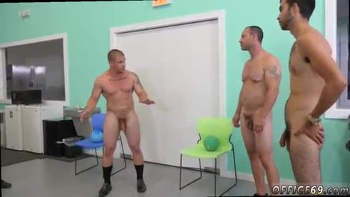 Free straight gay porn trailers Teamwork makes desires come true