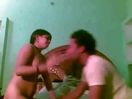 Newly Married Sexy Bhabhi Playing With Husband