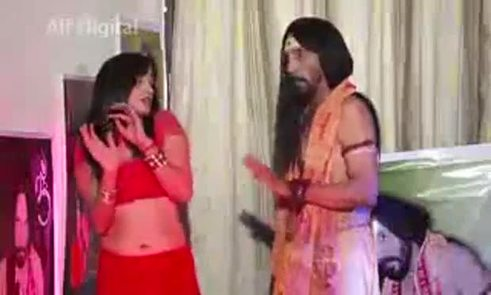 Swami Baba Hot Girl Sex